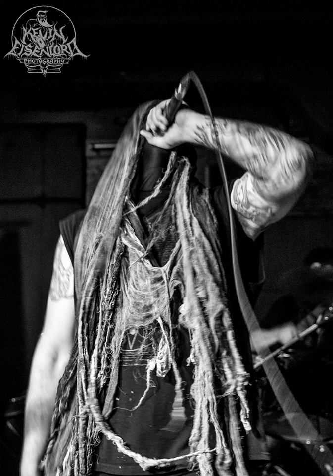 KAFIRUN BAND Luzifaust live photos blackmetal satanist